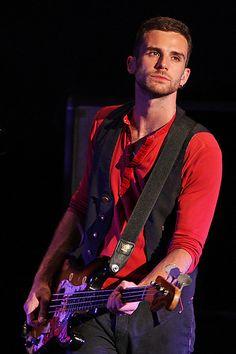 Guy Berryman of Coldplay