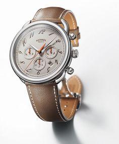 La Cote des Montres : La montre Hermès Arceau chrono...