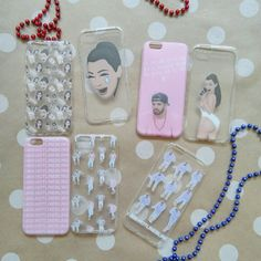 Drake & Kim K. iPhone 6/6s Case 3 crying KK and 4 Drake hotline bling silicone iPhone 6/6s cases . Accessories Phone Cases