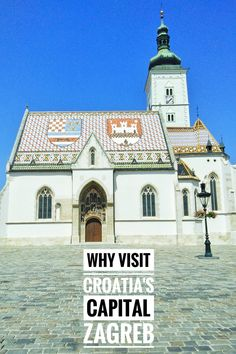 Enjoy the Adventure - Top reasons why you should visit Zagreb in Croatia. Featuring amazing museums to visit such as the museum of broken relationships.