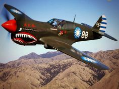 #Flying #Tigers - Curtiss P-40