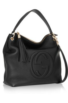 Gucci   Soho Hobo textured-leather shoulder bag   NET-A-PORTER.COM