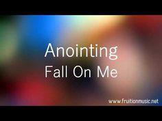 Anointing Fall On Me (Medium Key) [Instrumental with Lyrics] Church Songs, Instrumental, Low Key, Itunes, Blood, Lyrics, Medium, Fall, Awesome