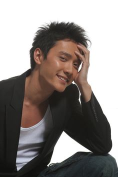 Handsome Chinese actore William Feng Shaofeng picture (133)__I am a hot guy, or a emo boys