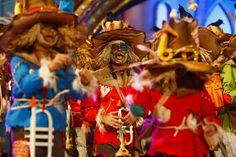 Grupo Mascarada Carnaval: Finalistas y Premios de Presentación Murgas Carnav...