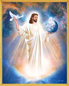 Jesus Photo: jesus christ prince of peace Images Du Christ, Pictures Of Jesus Christ, King Jesus, Jesus Is Lord, Jesus Peace, Image Jesus, Jesus Christus, Saint Esprit, Prince Of Peace