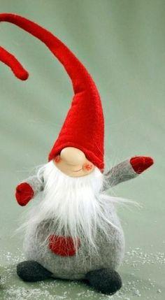 """Милые сердцу штучки: Новогодний декор: """"Эльфы"""""""