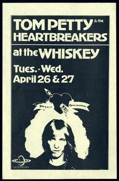 tom petty concert poster - Google Search