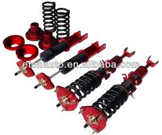 High quality shock absorber adjustable coil over/Suspension Kits/Coil Over Kits For Nissan 350Z - Infiniti G 35