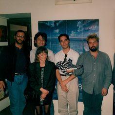 Jean Reno - Patrick Savey - Jean-Marc Barr - Luc Besson