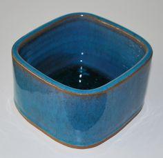 Christian Poulsen, bowl in stoneware, own studio, Denmark.
