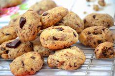 Lemon And Ginger לימון וג'ינג'ר: בלוג אוכל : עוגיות עם שוקולד ושמן קוקוס בקלי קלות