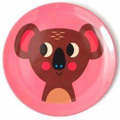 #Koala #Plate #Melamine #Ingela koala eetbord melamine maakt van elke maaltijd een echt feestje ontworpen door de Zweedse ontwerpster Ingela P Arhennius. from www.kidsdinge.com                     https://www.instagram.com/kidsdinge/ https://www.facebook.com/kidsdinge/ #kidsdinge