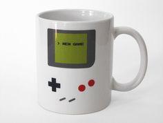 *game boy mug*