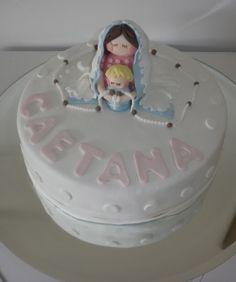 bolo de baptizado