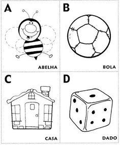 Alfabeto Ilustrado (Abecedário) - Mundinho da Criança - Atividades para Educação…