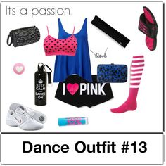 """Dance Outfit 13"" by forever-fateful on Polyvore"
