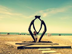Batumi beach!