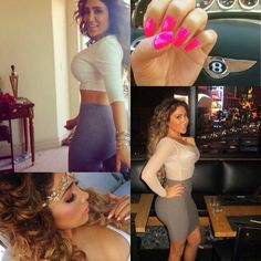 Nikki Madurris from Love and Hip Hop!