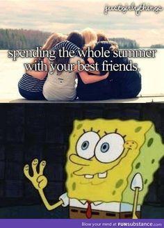 Spongebob!!!hahaha