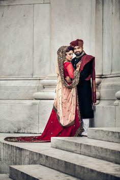 Seriously stunning wedding photo shoot | Jason Arvaci/Nuvoria Studios