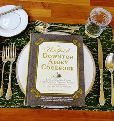 Downton Abbey Cookbook // Julia's Bookbag