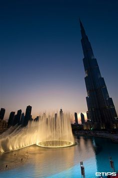 One of the prittiest picture from Dubai Architecture & Dubai Skyline Dubai Architecture, Amazing Architecture, Beautiful Buildings, Beautiful Places, Amazing Places, Bora Bora, Places Around The World, Around The Worlds, Dubai Guide