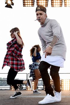 Justin Bieber performs in Sydney, Australia