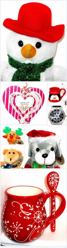 CHRISTMAS IN JULY #ebay http://stores.ebay.com/JEWELRY-AND-GIFTS-BY-ALICE-AND-ANN  stocking stuffers, gifts for everyone, jewelry up to 50% off - plus FREE USA shipping!