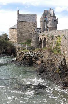 Jean Baptiste Charcot, Saint Servan, St Malo, Cool Names, Brittany, Countries, Medieval, Saints, Tours