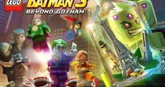 Lego Batman 3 Beyond Gotham DLC Pack Exclusive To PlayStation | PlayStation 4 UK