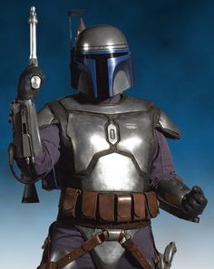 jango fett - The best Prequel Character