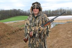 What do you think of Sam King's hunting look? #FarmKings >> http://www.greatamericancountry.com/shows/farm-kings/the-farm-kings-photo-gallery-pictures?soc=pinterest
