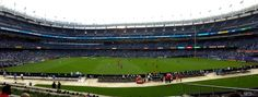 Photo of the Day: What a great panoramic view of the last game as part of our Pass! Double Decker Bus, Sight & Sound, City Streets, All Over The World, New York City, Nyc, Tours, Explore, Game