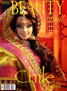 MISS BEAUTY DOLL 2014 INDIA - MISS CHILE
