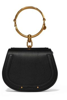 7ef99890938 Get the trendiest Cross Body Bag of the season! The Chlo Nile Small  Bracelet And Black Leather Suede Cross Body Bag is a top 10 member favorite  on Tradesy.