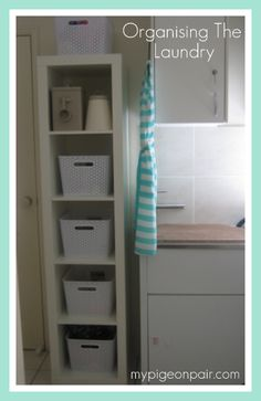 Use an Expedit for a small space.