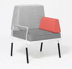 ZOOF Chair from Danish label La Vague Dorée | NordicDesign