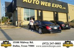 https://flic.kr/p/MpgCdA | Happy Anniversary to Diyaa on your #Mercedes-Benz #S-Class from George Ondarza at Auto Web Expo Inc! | deliverymaxx.com/DealerReviews.aspx?DealerCode=J789