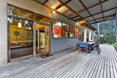 Morrison Kleeman Estate Agents - Real Estate - St Andrews - Contemporary / Charm - Colourbond - Polished Concrete - Hardwood Floors - Rammed Earth - Mudbrick - For Sale