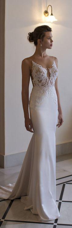 Riki Dalal - Verona Collection 2016 #vestidodenovia   #trajesdenovio   vestidos de novia para gorditas   vestidos de novia cortos http://amzn.to/29aGZWo