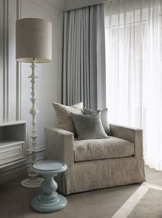 Kelly Hoppen | Read the article 'How Do The Best Interior Designers Use Floor Lamps?' at  http://modernfloorlamps.net/best-interior-designers-use-floor-lamps/