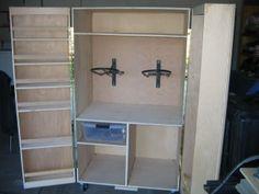 custom tack boxes | Wooden Tack Locker http://www.pic2fly.com/Wood+Tack+Locker.html