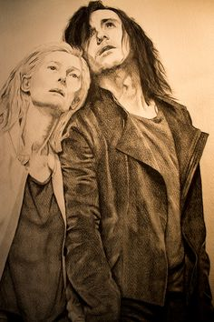 Only Lovers Left Alive, Avengers Art, Young Blood, Tom Hiddleston, Loki, Art Sketches, Drawing Ideas, First Love, Fandoms