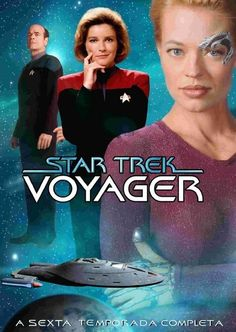 Jeri Ryan of Star Trek: Voyager | Seven of Nine | Pinterest | Jeri ...