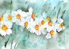 Rachel Mcnaughton - Narcissus In Line