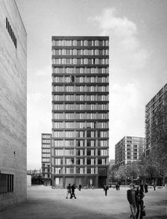 Works 2012 | Boltshauser Architekten, Zürich, Schweiz