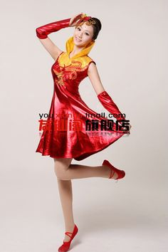 debcec9edd0f2 US $48.47 |Aliexpress.com : Buy Modern dance clothes costume national  clothes stage clothes female from Reliable clothes for small dogs suppliers  on ...