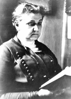 Master Geniuses Of Criminology Jane Addams Picture