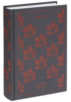 Jane Eyre. Add a special edition of one of your favorite novels to your bookshelf.  #modcloth